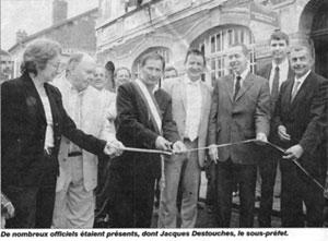 Vendeuil agence postale - Bureau de poste ouvert le samedi apres midi paris ...